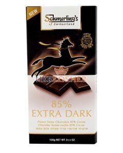 Шоколад экстра черный 82% какао Парве, SHMERLING