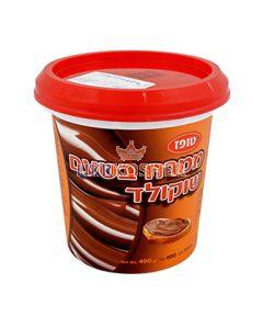 Шоколадная паста 400г пэт