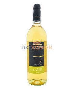 "Вино ""Monfort Village"" белое полусухое, ТМ BARKAN"